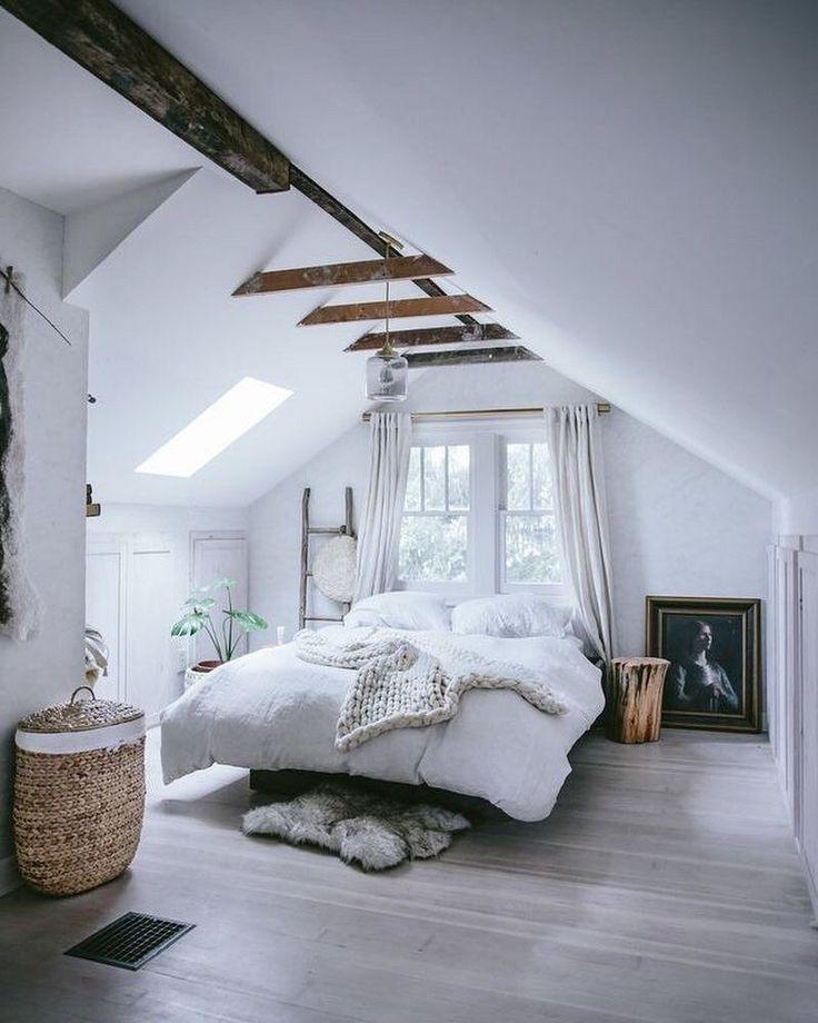 Dachgeschoss Schlafzimmer Inspiration / Bodyuzmani
