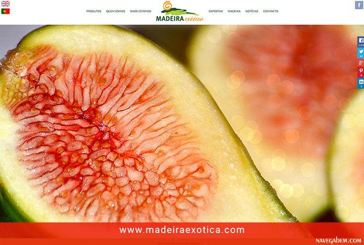 Criação e desenvolvimento do website  http://www.madeiraexotica.com #responsive #webdesign #navegabem