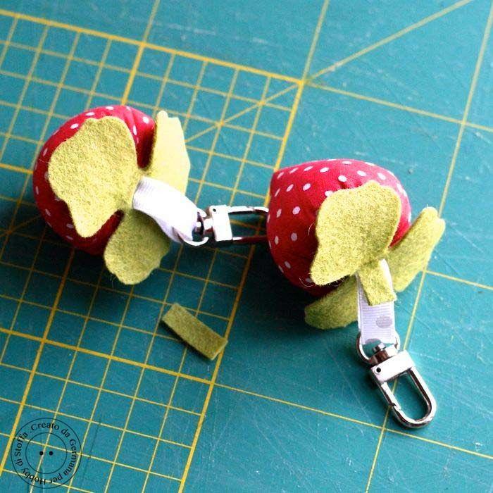 Hobby di Carta - Il blog: Ispirazione cucito: Fragoline d'inverno!