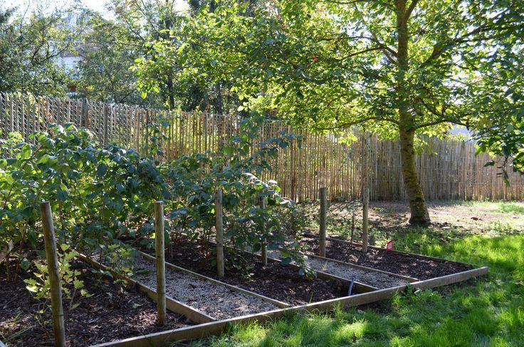 ideas about Bordure Jardin Bois on Pinterest  Bordure bois, Pots de  ~ Bordure De Jardin Bois