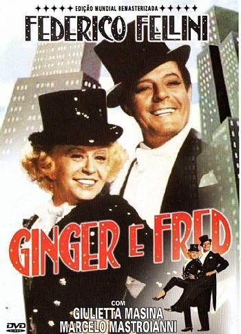 """""""Ginger e Fred"""" (1985). Country: Italy. Director: Federico Fellini. Cast: Giulietta Masina, Marcello Mastroianni, Franco Fabrizi, Frederick von Ledenburg"""