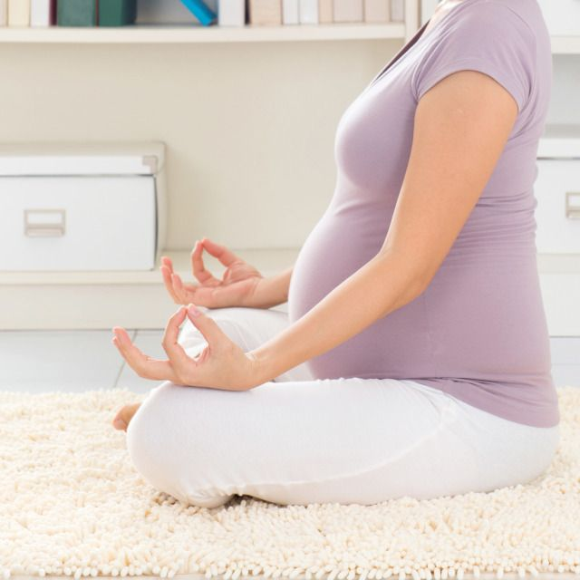 too much exercising depletes the baby's nutrients during pregnancy