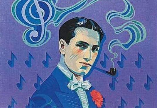 Ο #Τζορτζ_Γκέρσουιν Αμερικανός συνθέτης, τραγουδοποιός και πιανίστας, δημιουργός πολλών έργων για το μουσικό θέατρο και τον κινηματογράφο, συνέβαλε σημαντικά στη διαμόρφωση της τζαζ στις ΗΠΑ κατά τη δεκαετία του 1920. __________________ Γράφει η Βάσω Κιούση  #music #composer #theater  http://fractalart.gr/george-gershwin/