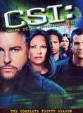 CSI: Crime Scene Investigation - The Complete Fourth Season [6 Discs] [DVD]