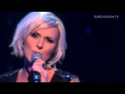 I didn't fall for the live version but definitely love the CD version; Sanna Nielsen - Undo (Sweden) 2014 Eurovision Song Contest; (place 3, 218 points)