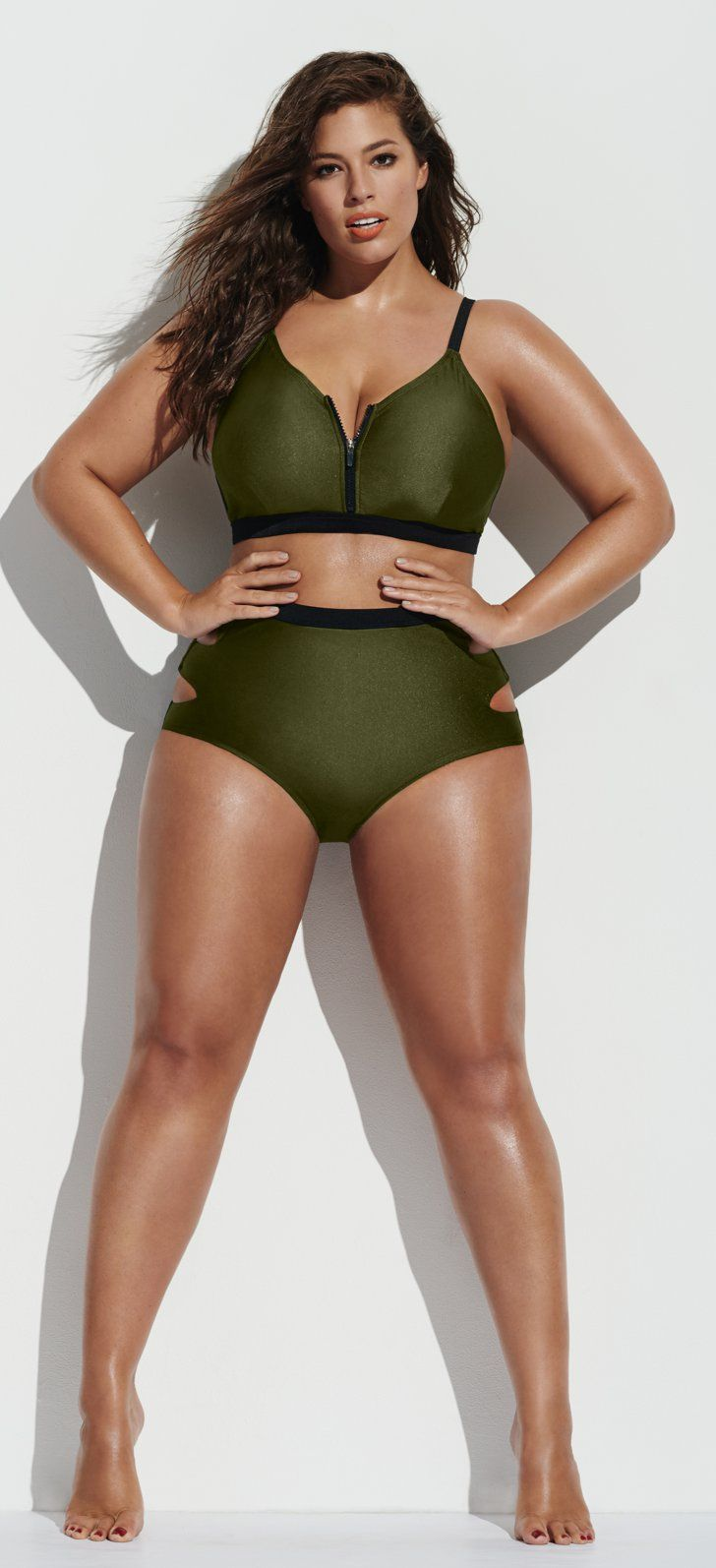 What, look plus model ashley graham pon pics can