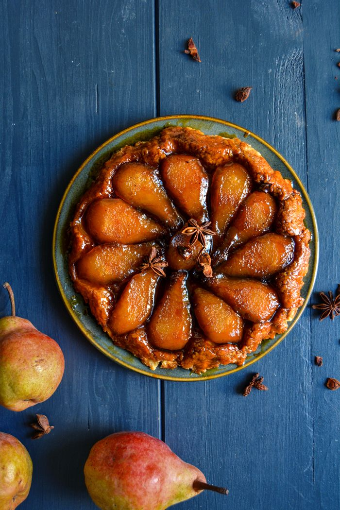 Pear & Star Anise Tarte Tatin ° eat in my kitchen