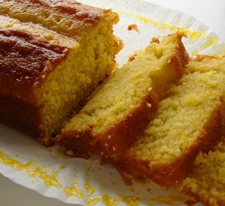 St Clement's Drizzle Cake - by Tea and Wheaten Bread