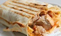 Рыба, запеченная в лаваше » Кулинарные рецепты