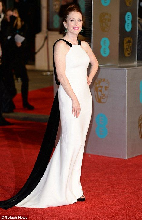 BAFTA 2016 red carpet sees A-list glamour in elegant gowns at Royal Opera House | Daily Mail Online