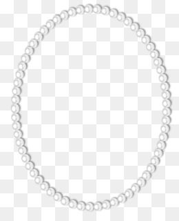 Necklace Pearl Picture Frames Photography Scrapbooking Necklace Png Download 547 754 Free Transparent Necklace Png Download