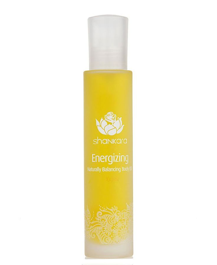 shankara.com-Energizing Body Oil