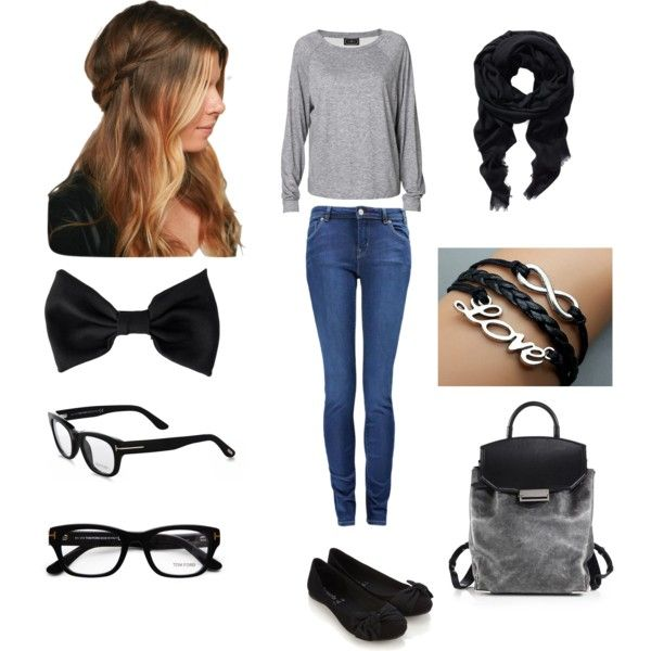 """""""Study Outfits"""""""