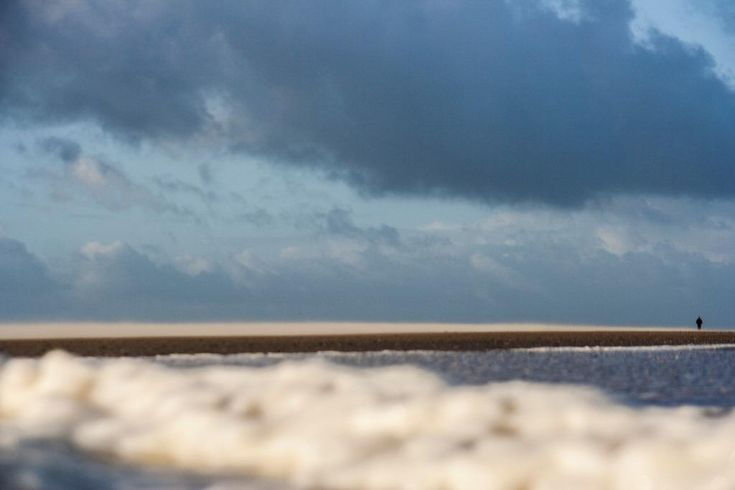 The right perspective on Vlieland - picture made by Bart Lebesque