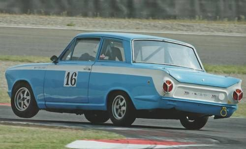 Lotus Cortina race car For Sale (1964)