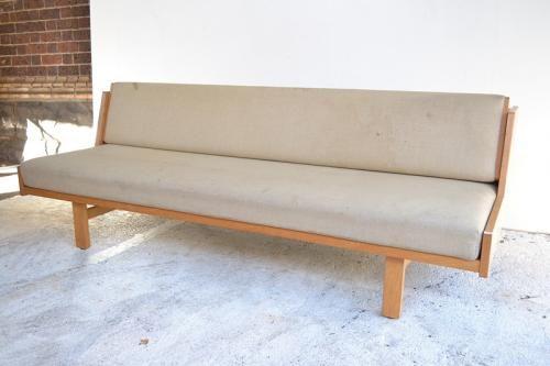 DANISH CIRCA HANS WEGNER (1914-2007) DAYBED back length 206cm - Price Estimate: $400 - $600