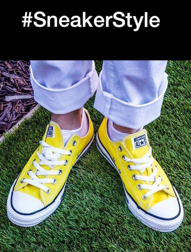 Golf Shoes Look Like Chuck Taylors