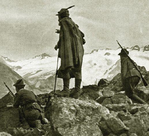 Italiano con la storia: la prima guerra mondiale e un esercizio sul participio passato assoluto
