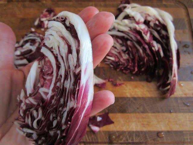 Briciole di Sapori           : Insalata rossa scottata in padella