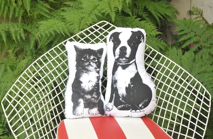 Perro y gato objetos de decoraci n para el hogar for Objetos decoracion hogar