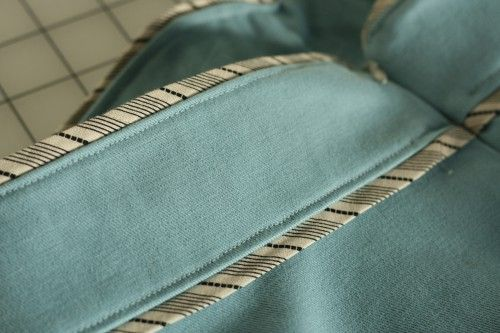 Flat piping tutorial - so pretty! Really excited to try this.