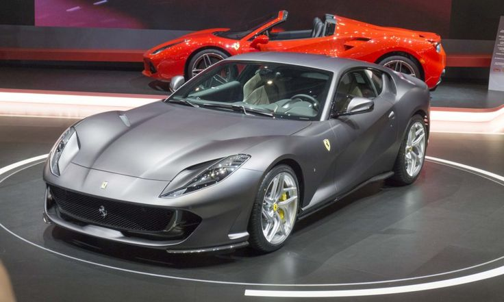 2017 Geneva Motor Show: Ferrari 812 Superfast - March 7, 2017 by Perry Stern | Newest V12 Model  | Throughout its storied history, the Italian automaker synonymous with speed and style has affixed the Superfast moniker to a select number of vehicles, and this new Ferrari certainly deserves the designation. The latest V12-powered sports car to emerge from the factory in Maranello, the 812 Superfast replaces the still-outrageous F12 Berlinetta and F12tdf. Coincidentally, the new model also…