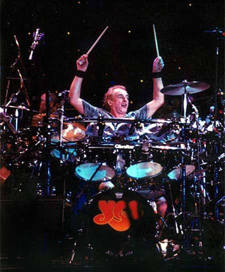 Alan White....another Drum clinic please!