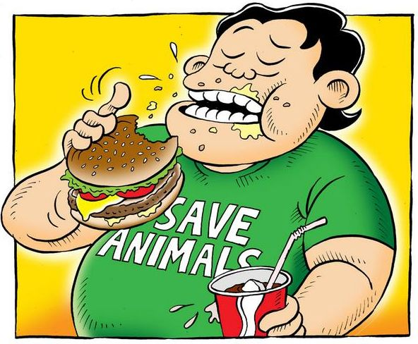 Mice Cartoon, Komik Jakarta - September 2014: Save Animals!