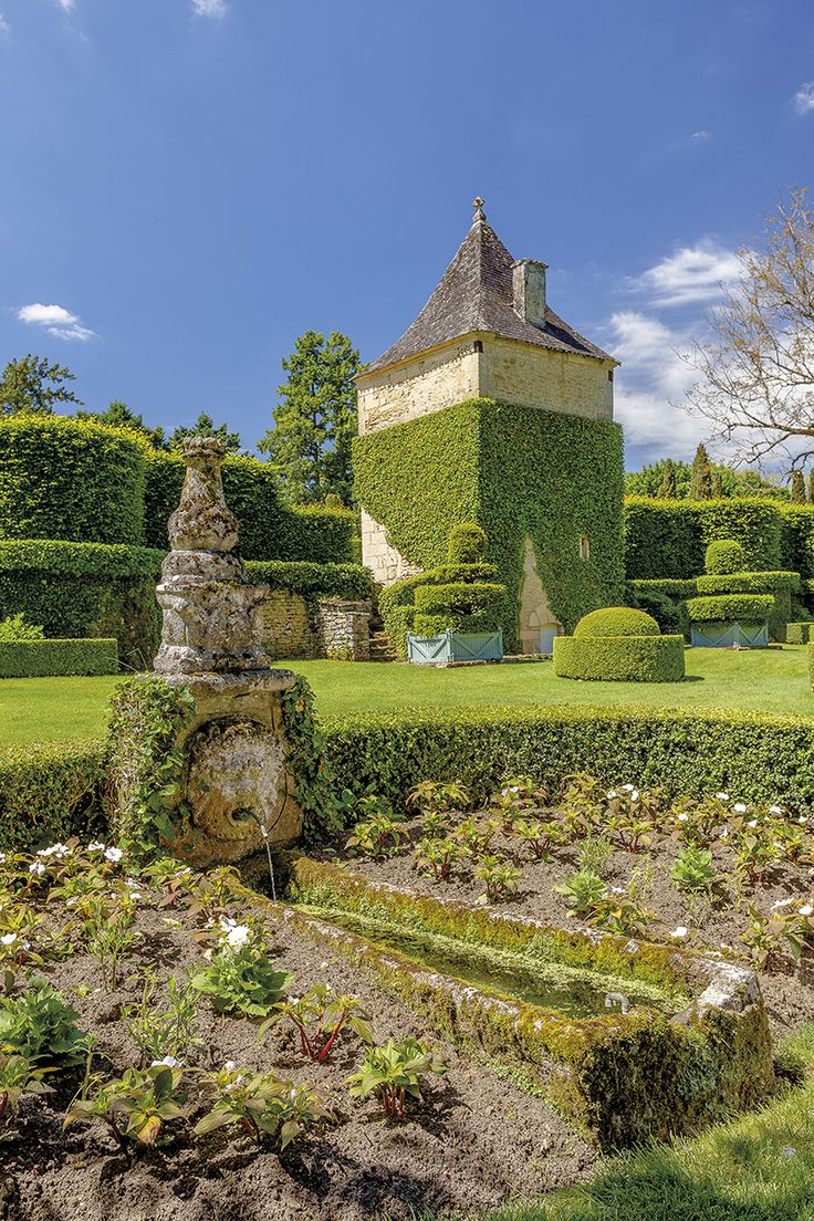 The Gardens of Eyrignac: A Dordogne jewel that was the vision of one incredible man