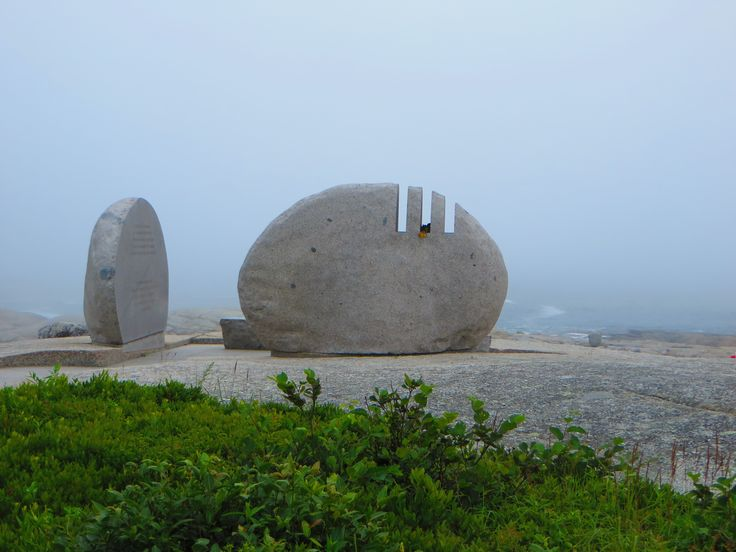 Swissair Flight 111 Memorial, Nova Scotia