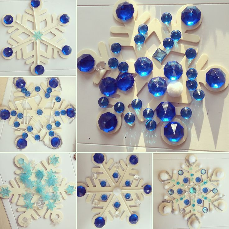 Before the winter break we set up this loose parts provocation at the science table. The children thoroughly enjoyed touching and combining the materials to make stunning snowflake designs. I watch…