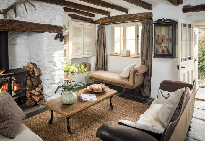 Self Catering Moorland Cottage Rilla Mill Cornwall