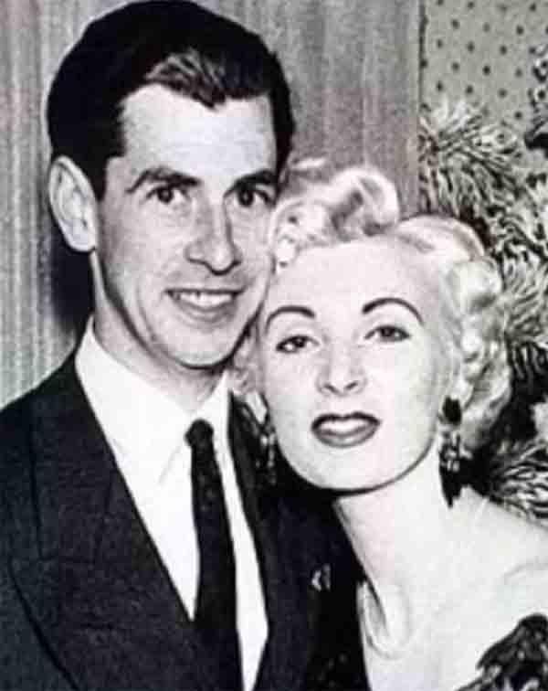 Ruth Ellis & her lover David
