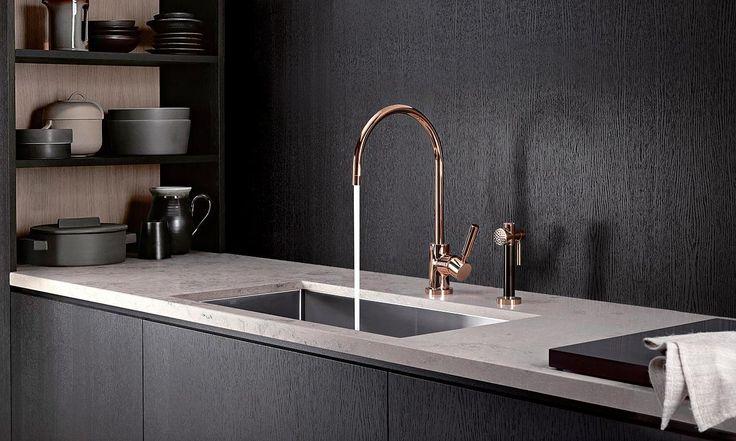 12 best Wasserhahn images on Pinterest Sink tops, Bathrooms and - Moderne Wasserhahn Design Ideen