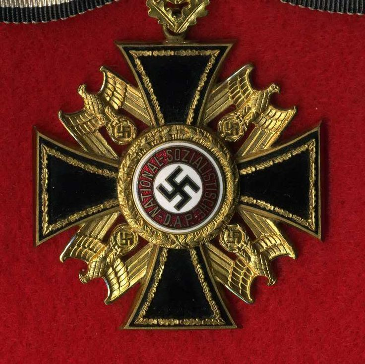 German Order--2nd Class Neck Order - Wehrmacht-Awards.com Militaria Forums