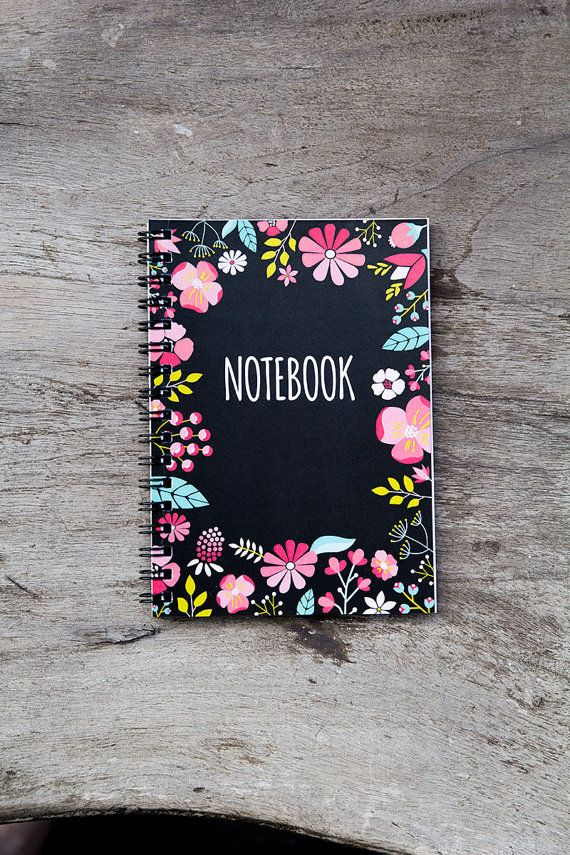 25 best ideas about spiral notebooks on pinterest for Back to school notebook decoration ideas