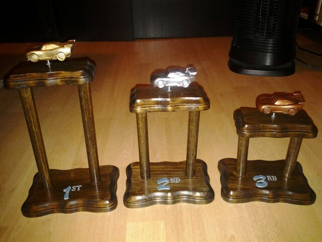 Homemade Trophies 90