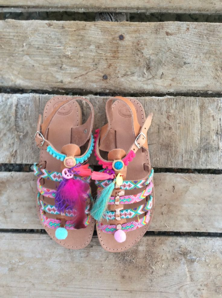 A personal favorite from my Etsy shop https://www.etsy.com/listing/458998394/on-sale-boho-greek-sandals-greek-leather