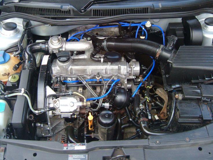 2003 vw engine diagram