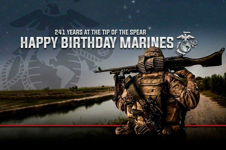 The Few, The Proud, The Marines!
