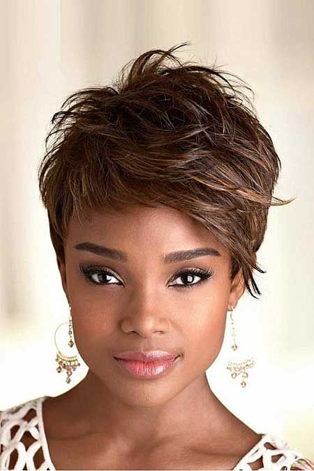 Short Hairstyles Black Hair 2014-2015-18