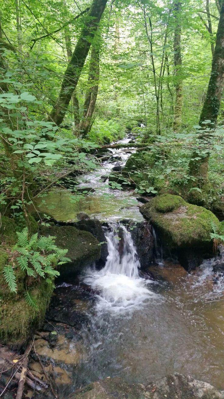 Cascades de Murel :Albussac Frankrijk