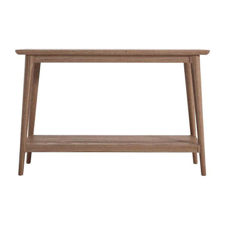 Buy Scandinavian Console Tables Online or Visit Our Showrooms To Get Inspired With The Latest Console Tables From Karpenter - Vintage Console Table 1 Shelf