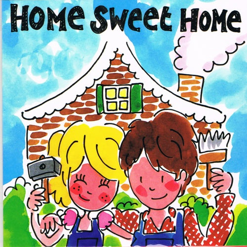 Home sweet home - Blond Amsterdam
