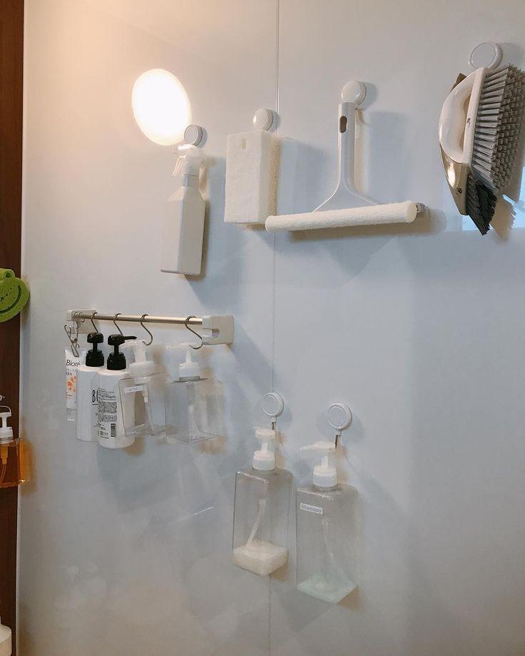 いいね!47件、コメント6件 ― maathiyada-160637さん(@karaage16)のInstagramアカウント: 「☼ ☼ おはようございます♪̊̈♪̆̈♪̊̈♪̆̈♪̊̈ 天気が悪くて暗かったため、電気を付けて 写真を撮ったら見事に反射して壁にまん丸に 写りました(笑) 我が家の浴室です。…」