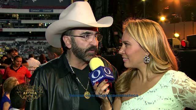 Vicente Fernández Jr. habló de su sentir por la despedida de su padre de los escenarios musicales.