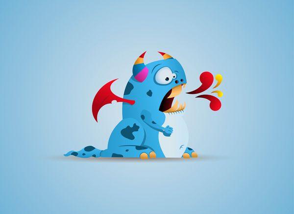 Monster Character #monster #character