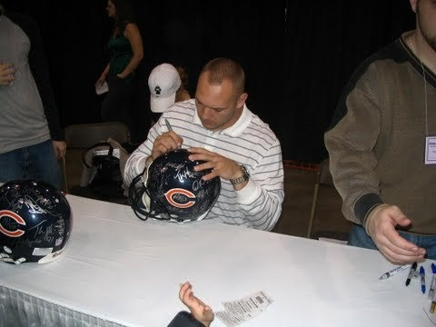 Brian Urlacher!  Bear Down!