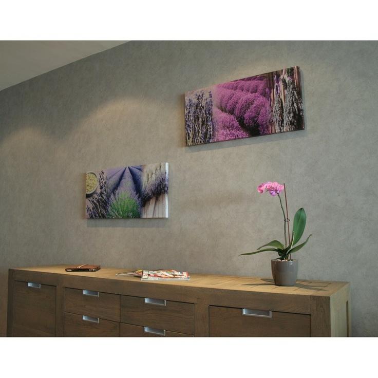 Canvas Lavendel - Stijlvolle & Betaalbare Wanddecoratie | wanddecoratiestore.be