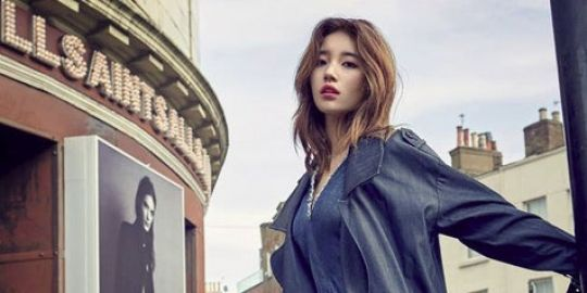 [FOTO] Pamer style rambut pendek, Suzy Miss A cantik maksimal